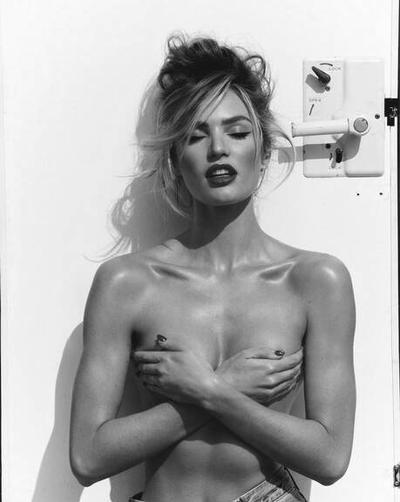 Candice Swanepoel by KidAnarchist1981