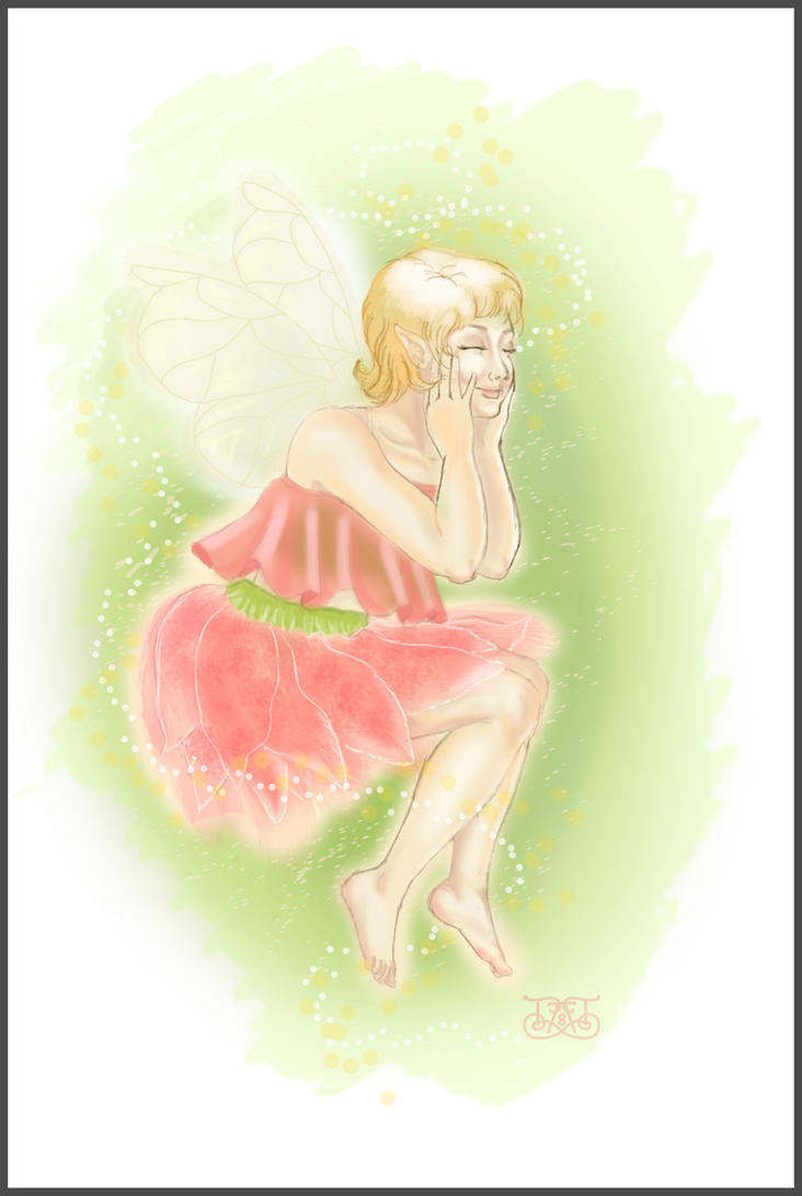 Oh my fairy! by Lizdette