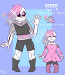 Gothy Reference Sheet [Request]