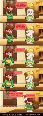April Fools Day! | Comic