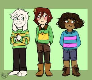 It's The Dreemurr Kids!