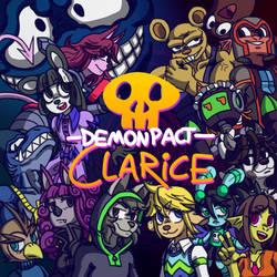 Demonpact: Clarice Poster