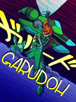 Garudoh box art 3