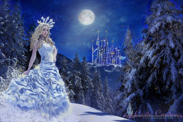 January Snow Queen 2