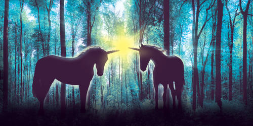 Radiance unicorns