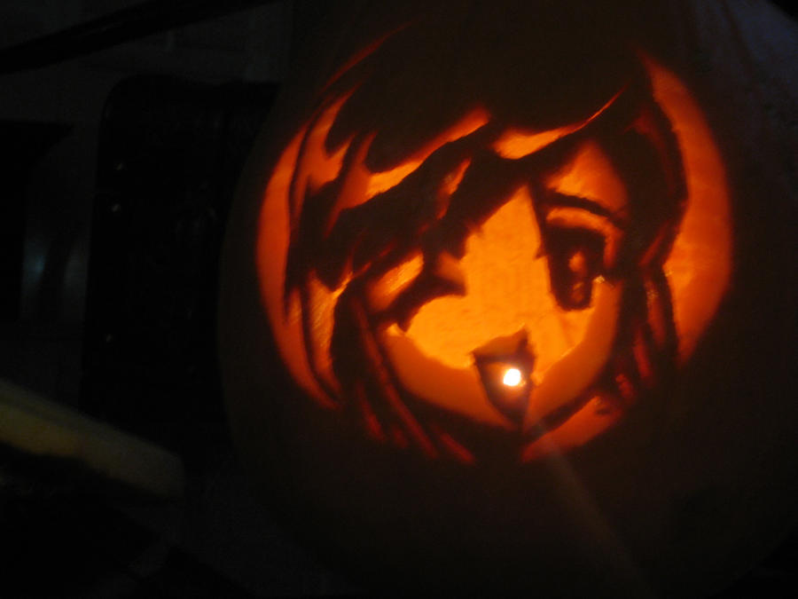 anime pumpkin by shugoshinneko on deviantart