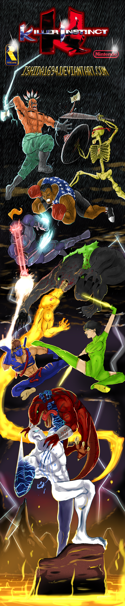 KILLER INSTINCT by Ishida1694
