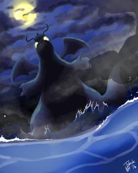 Mysterious Dragonite