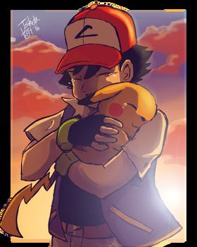 Goodbye Pikachu