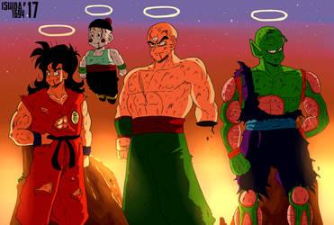 Heroes of Earth by Ishida1694