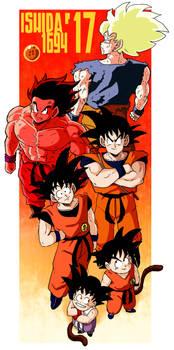 History of Goku