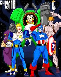 Captains and Commandos by Ishida1694