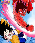 Kiaoken Attack x 3!!!!