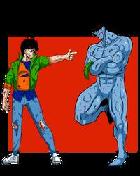 GogurtBoi Commission 1 by Ishida1694