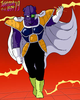 That Other Cui Character... with the Cape!