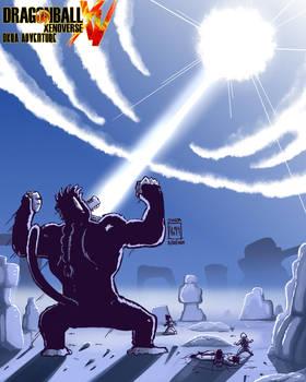 Xenoverse Okra 37 - Undo the Fake Moon!