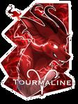 Tourmaline Badge - [Commission]