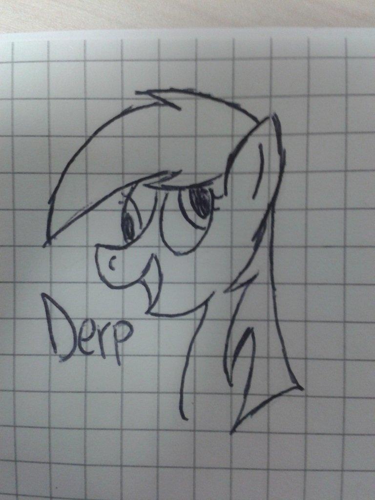 Derp by V4NN1