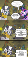 Zecora the Witch Doctor