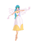 Winx Club Princess Celestia