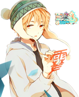 noragami  Yukine Renders by Bertha-chan