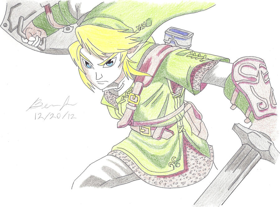 Link by AsianApocalypse