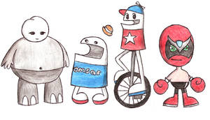 Homestar Runner Stuff