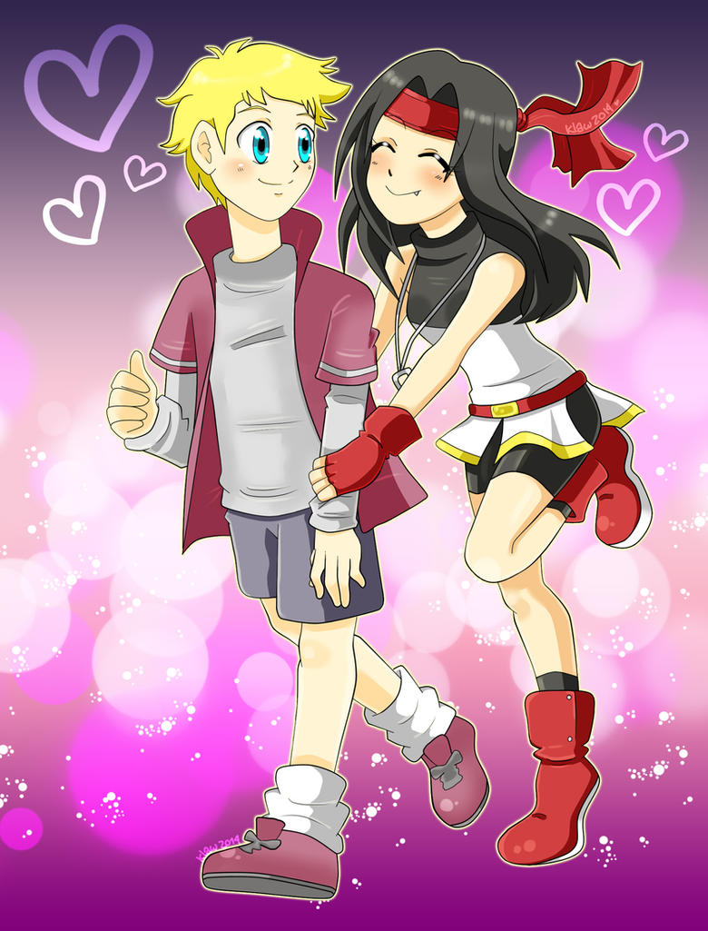 digidestined date by bubblegum-girl