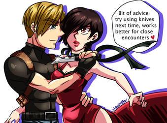 Resident evil_AEON_encounter by bubblegum-girl