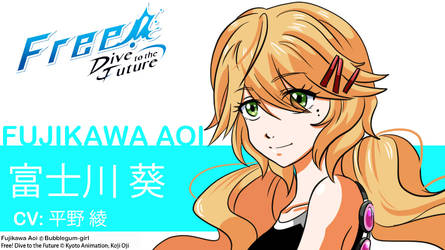 Free_oc_Fujikawa Aoi by bubblegum-girl