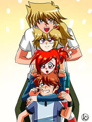 Family photo by bubblegum-girl