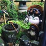 Oyado Yamakyu's entrance