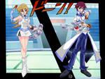 PPC_Asuka VS Karyu