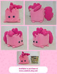 Pinkie Pie Companion Pony Cube - Old Version