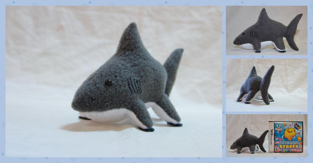 Mini Land Shark by cutekick