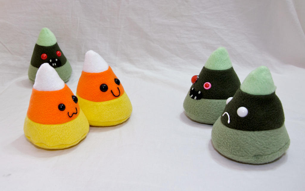 Candy Corn Preview by cutekick