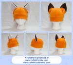 Fox Hat Kitsune Hat Long Tipped ears