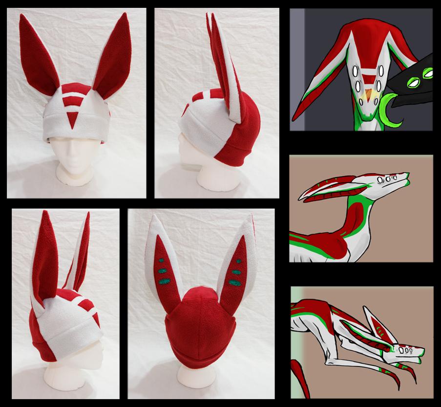 Merc Hat - Commission by cutekick