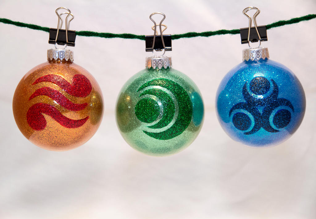 Zelda goddess pearl ornaments by cutekick on deviantart for Decoration zelda