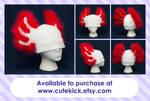 Axolotl Hat by cutekick