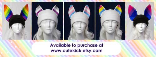Pride Hats! by cutekick