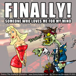 Zombie Love by Tarraccas