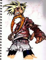 Splinterboy by Tarraccas