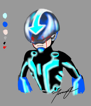 The Last Megaman