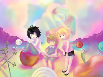Late summer tale by 3-Keiko-chan-3