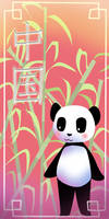 Panda by 3-Keiko-chan-3