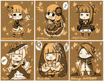 Stickers_Umineko