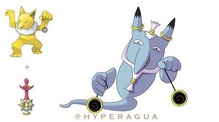 Unbound Hypno by Hyperagua