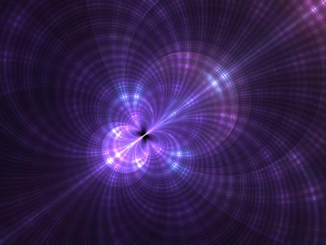 Apophysis Purple Flux