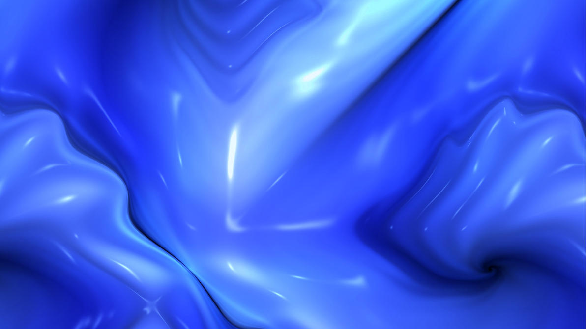 Viscous Blue by Gibson125